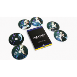 At The Table Live Lecture October-November-December 2017 (6 DVD Set) wwww.magiedirecte.com