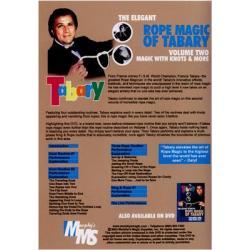 Tabary Elegant Rope Magic 2 by Murphy's Magic Supplies, Inc. - DVD wwww.magiedirecte.com
