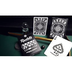 Roulette Playing Cards by Mechanic Industries wwww.magiedirecte.com