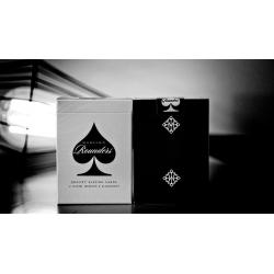 ROUNDERS (Noir) wwww.magiedirecte.com