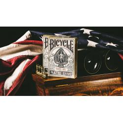 BICYCLE 1900 (Bleu) wwww.magiedirecte.com