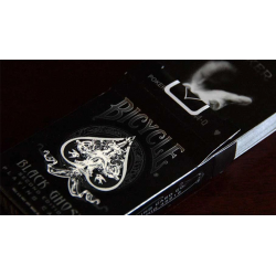 BLACK GHOST 2nd EDITION wwww.magiedirecte.com
