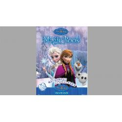 MAGIC COLORING BOOK (La Reine des Neiges) wwww.magiedirecte.com