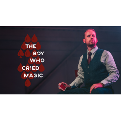 THE BOY WHO CRIED MAGIC - Andi Gladwin wwww.magiedirecte.com