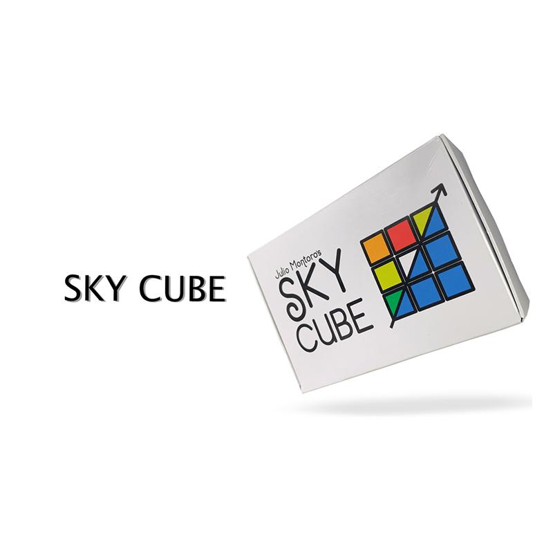 SKY CUBE - Julio Montoro wwww.magiedirecte.com