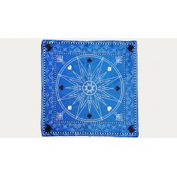 FOULARD DU DIABLE  (Bleu) wwww.magiedirecte.com