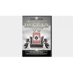DECK JA VU (Rouge)  - John Carey wwww.magiedirecte.com