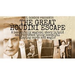 HOUDINI ESCAPE - Paul Gordon wwww.magiedirecte.com