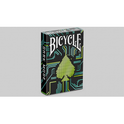 Bicycle Dark Mode Playing Cards wwww.magiedirecte.com