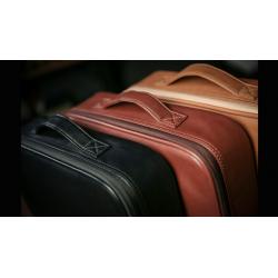LUXURY CLOSE-UP BAG (Dark Brown) wwww.magiedirecte.com