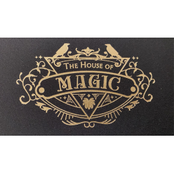 The House of Magic by David Attwood - Book wwww.magiedirecte.com