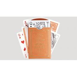 Sandstone Playing Cards wwww.magiedirecte.com