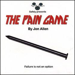 The Pain Game by Jon Allen - Trick wwww.magiedirecte.com