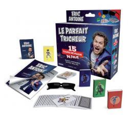 LE PARFAIT TRICHEUR - ERIC ANTOINE wwww.magiedirecte.com