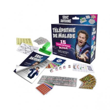 TELEPATHIE DE MALADE - ERIC ANTOINE wwww.magiedirecte.com