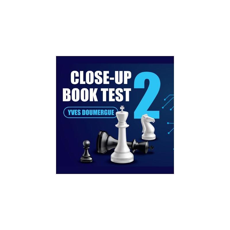 BOOK TEST CLOSE UP 2 - Yves Doumergue wwww.magiedirecte.com