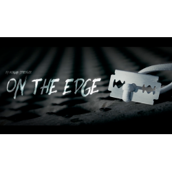 ON THE EDGE - Morgan Strebler wwww.magiedirecte.com