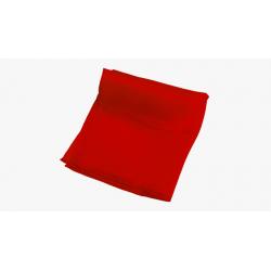 FOULARD RICE SPECTRUM (Rouge - 30cm) wwww.magiedirecte.com