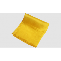 FOULARD RICE SPECTRUM (jaune 45 cm) wwww.magiedirecte.com