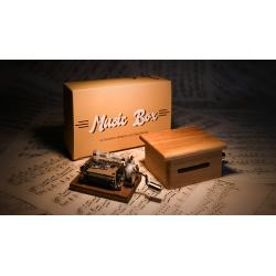 MUSIC BOX Standard - Gee Magic wwww.magiedirecte.com