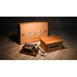 MUSIC BOX Premium (Gimmicks and Online Instruction) by Gee Magic - Trick wwww.magiedirecte.com