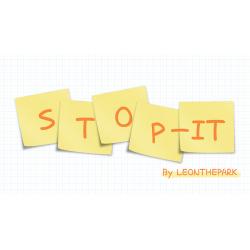 STOP-IT by Leon the Park - Trick wwww.magiedirecte.com