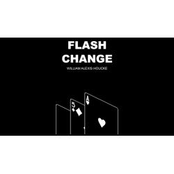 FLASH CHANGE by William Alexis Houcke - Trick wwww.magiedirecte.com