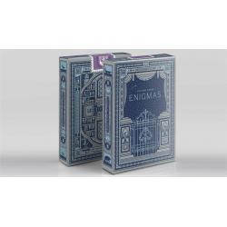 ENIGMAS PUZZLE HUNT (Bleu) wwww.magiedirecte.com