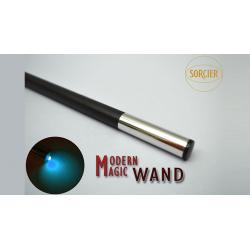 Modern Light Wand WHITE by Sorcier Magic wwww.magiedirecte.com