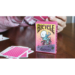 Bicycle Brosmind Four Gangs by US Playing Card wwww.magiedirecte.com
