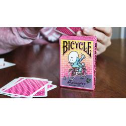 BICYCLE BROSMIND FOUR GANGS - US Playing Card wwww.magiedirecte.com