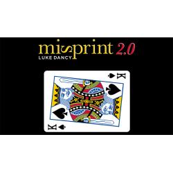Misprint 2.0 - Luke Dancy wwww.magiedirecte.com