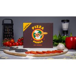 PIZZA PADDLE SUPREME - Rob Thompson wwww.magiedirecte.com