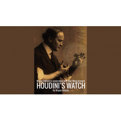 HOUDINI'S WATCH - Wayne Dobson & Alan Wong wwww.magiedirecte.com