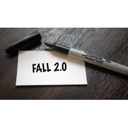 FALL 2.0 - Banachek & Philip Ryan wwww.magiedirecte.com