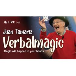 Juan Tamariz MASTER CLASS Vol. 1 - DVD wwww.magiedirecte.com