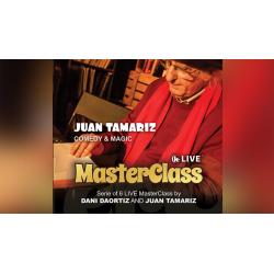 Juan Tamariz MASTER CLASS Vol. 3 - DVD wwww.magiedirecte.com