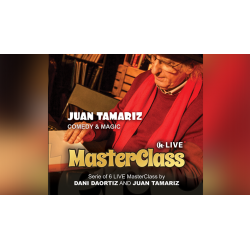 JUAN TAMARIZ MASTER CLASS Vol. 3 wwww.magiedirecte.com