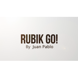 RUBIK GO - Juan Pablo wwww.magiedirecte.com