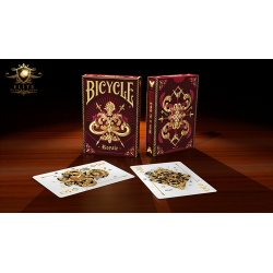 Bicycle Royale Playing Cards by Elite Playing Cards wwww.magiedirecte.com