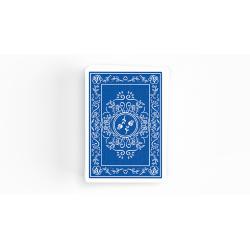 Black Roses Blue Magic Playing Cards wwww.magiedirecte.com