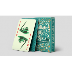 Cuban Missile Crisis Playing Cards wwww.magiedirecte.com