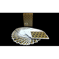 Honeycomb Playing Cards wwww.magiedirecte.com