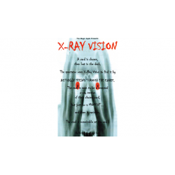 X RAY VISION - Magic Apple wwww.magiedirecte.com