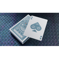 Bicycle Robot Playing Cards (Factory Edition) wwww.magiedirecte.com