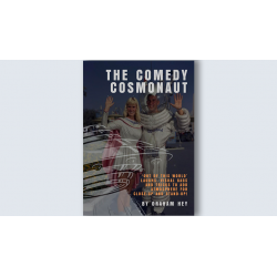 COMEDY COSMONAUT - Graham Hey wwww.magiedirecte.com