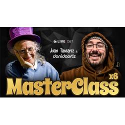 DANI DA ORTIZ Master Class (Vol.1) wwww.magiedirecte.com