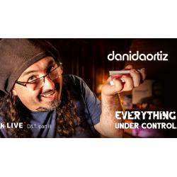 Dani da Ortiz MASTER CLASS Vol. 3 - DVD wwww.magiedirecte.com