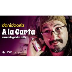 Dani da Ortiz MASTER CLASS Vol. 5 - DVD wwww.magiedirecte.com