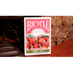 Bicycle Four Seasons Limited Edition (Spring) Playing Cards wwww.magiedirecte.com